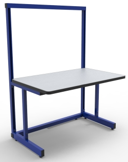 "WORKSTATION, ESD, 36""D x 36""W"