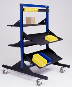SUPPLY CART- DOUBLE-SIDED