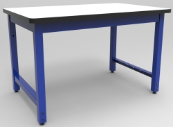 "RTW WORK TABLE, 30""D x 48""W"