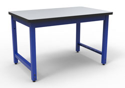 "RTW WORK TABLE, ESD, 24""D x  48""W"