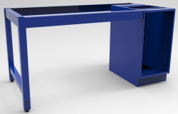 "PEDSYS WORK BENCH, RIGHT, 30""D x 48""W"