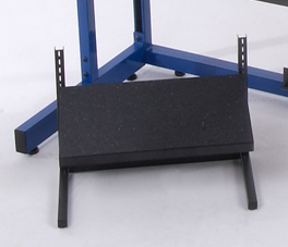 FREE STANDING ADJUSTABLE FOOTREST