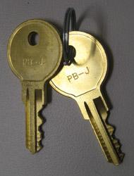 Key Cut J